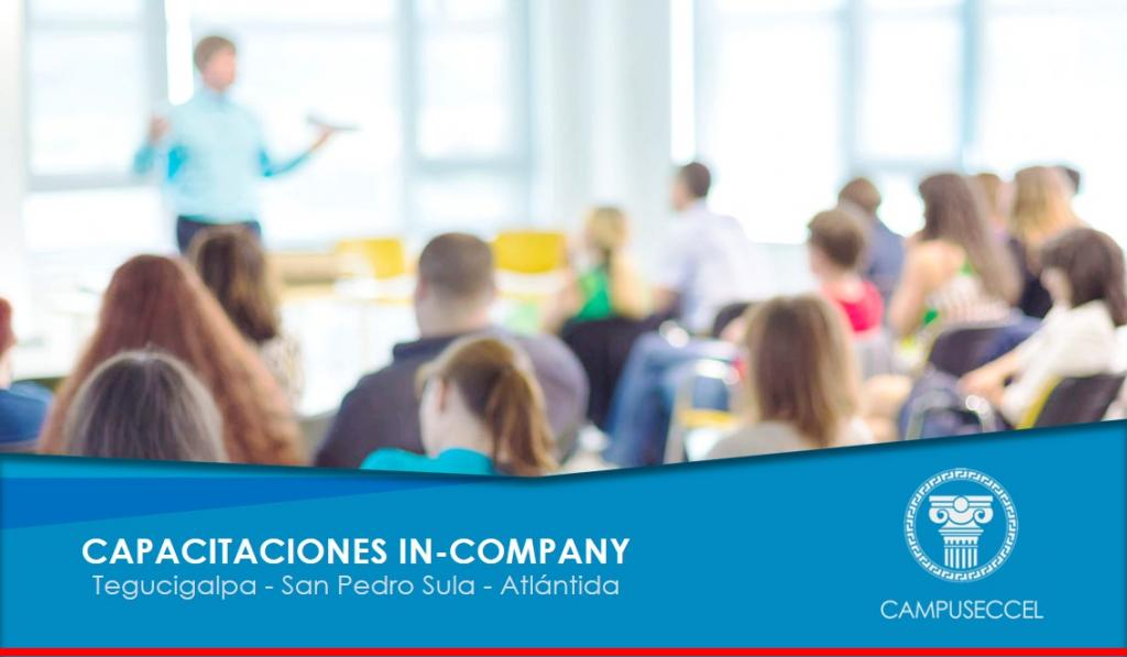 CAPACITACIONES IN-COMPANY